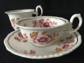 Stunning H & R Daniel tea and coffee trio